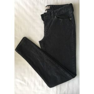 BANANA REPUBLIC grey skinny fit pants
